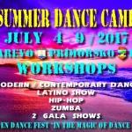 Summer dance camp Primorsko 2017